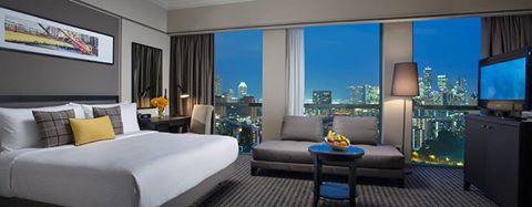 Hơn 20 khách sạn 4-5 sao tại Singapore đang khuyến mại